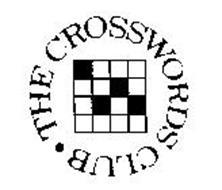 THE CROSSWORDS CLUB