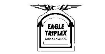 EAGLE TRIPLEX BURIAL VAULTS