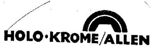 HOLO-KROME/ALLEN