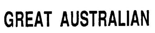 GREAT AUSTRALIAN