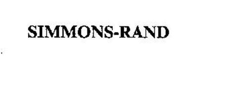 SIMMONS-RAND