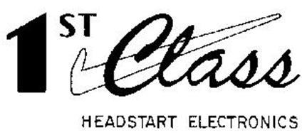 1ST CLASS HEADSTART ELECTRONICS