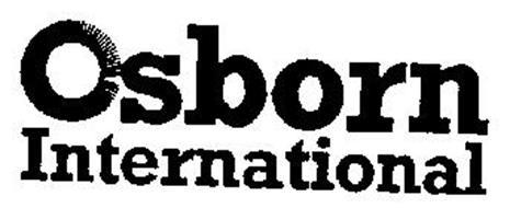 OSBORN INTERNATIONAL