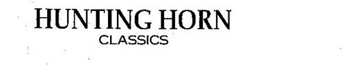 HUNTING HORN CLASSICS