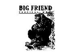 BIG FRIEND TROPICAL WEAR