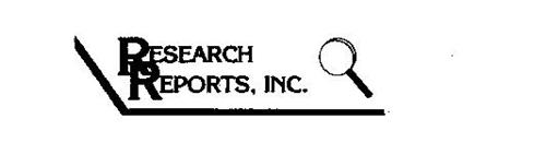 RESEARCH REPORTS, INC.