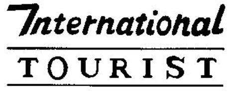 INTERNATIONAL TOURIST