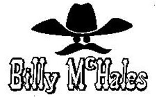 BILLY MCHALES