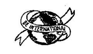 BE INTERNATIONAL