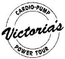 CARDIO-PUMP VICTORIA'S POWER TOUR