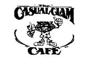 THE CASUAL CLAM CAFE