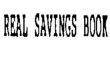 REAL SAVINGS BOOK