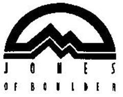 JONES OF BOULDER