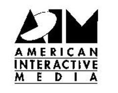 AIM AMERICAN INTERACTIVE MEDIA