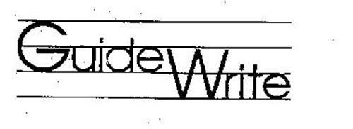 GUIDE WRITE