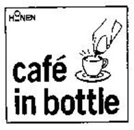 HONEN CAFE IN BOTTLE