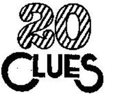 20 CLUES