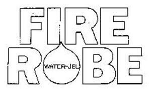 FIRE ROBE WATER-JEL