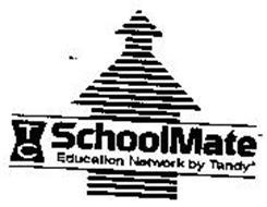 TC SCHOOLMATE EDUCAITON NETWORK BY TANDY