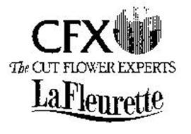 CFX THE CUT FLOWER EXPERTS LA FLEURETTE
