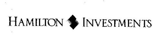 HAMILTON INVESTMENTS