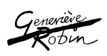 GENEVIEVE ROBIN
