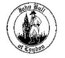 JOHN BULL OF LONDON