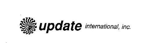 UPDATE INTERNATIONAL, INC.