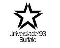 UNIVERSIADE '93 BUFFALO