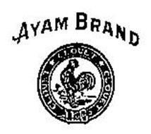 AYAM BRAND CLOUET CLOUET CLOUET