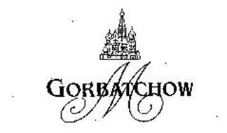 GORBATCHOW M