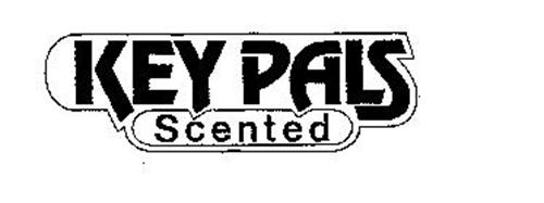 KEY PALS SCENTED