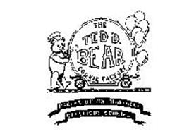 THE TED D. BEAR COOKIE FACTORY MAKERS OF UN-BEAR-ABLY DELICIOUS COOKIES