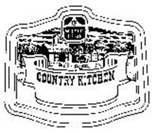 P MAPLE LEAF COUNTRY KITCHEN