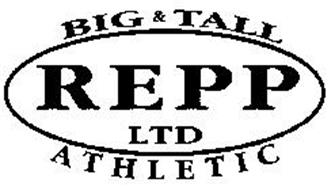 REPP LTD BIG & TALL ATHLETIC