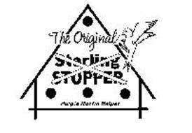 THE ORIGINAL STARLING STOPPER PURPLE MARTIN HELPER