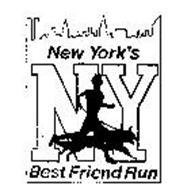 NY NEW YORK'S BEST FRIEND RUN