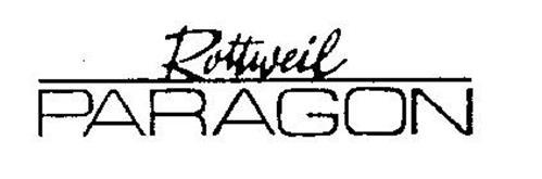 ROTTWEIL PARAGON