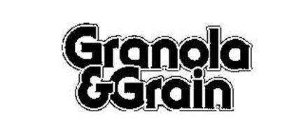GRANOLA & GRAIN