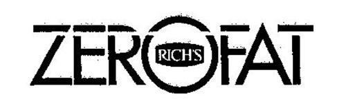 RICH'S ZEROFAT