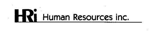 HRI HUMAN RESOURCES INC.