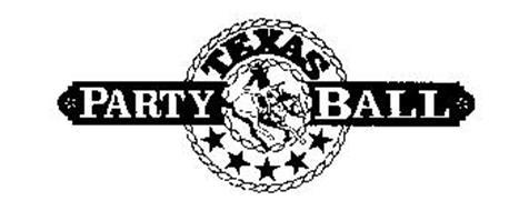 TEXAS PARTY BALL