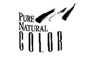 PURE NATURAL COLOR