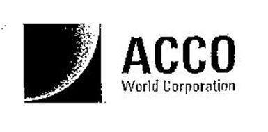 ACCO WORLD CORPORATION