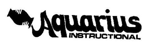 AQUARIUSINS INSTRUCTIONAL