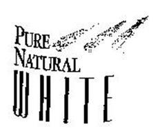 PURE NATURAL WHITE