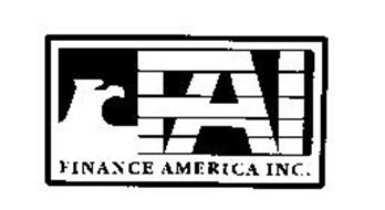 FAI FINANCE AMERICA INC.