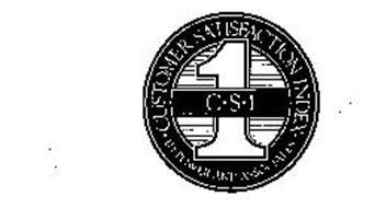 CUSTOMER SATISFACTION INDEX J.D. POWER AND ASSOCIATES 1 C-S-I