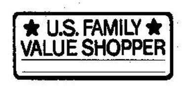 U.S. FAMILY VALUE SHOPPER