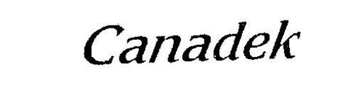 CANADEK